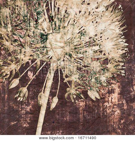 art grunge vintage texture background