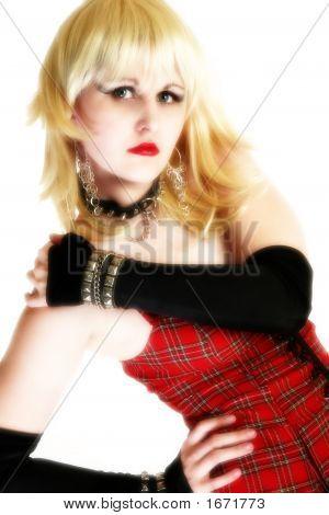Punk Blonde
