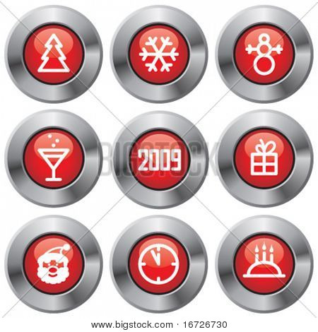 PRESS FOR NEW YEAR!!! (BUTTON).