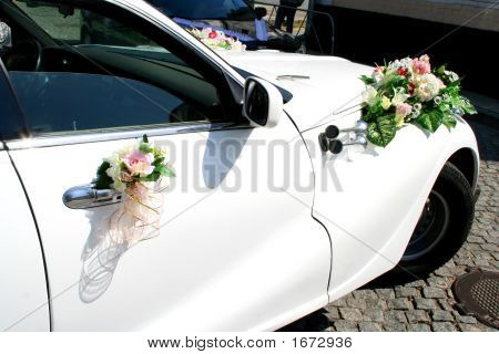 Just Married Limo