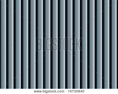 Corrugated surface seamless pattern.
