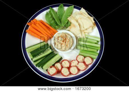 Healthy Enteraining Platter 1