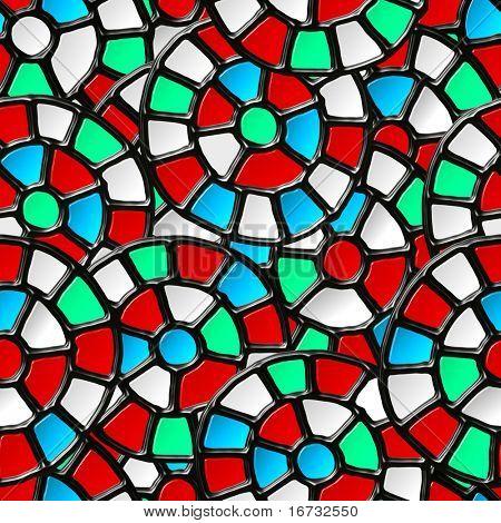 Vitrage fondo transparente - patrón de textura continua repetición. Ver más fondo transparente