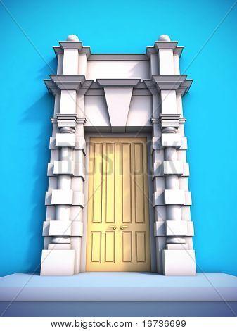 Classical Portal.