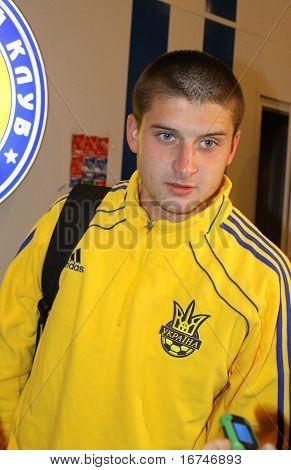 Yaroslav Rakytskiy Of Ukraine