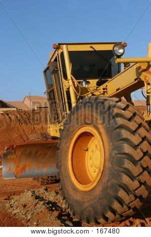 Heavy Equipment : Grader