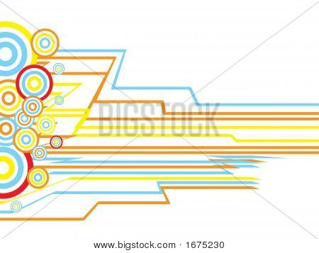 Inca Circle Distort