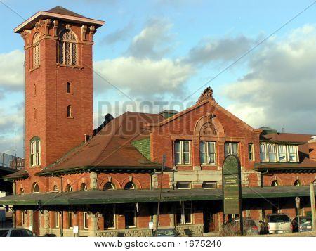 Historic Lackawanna Train Station