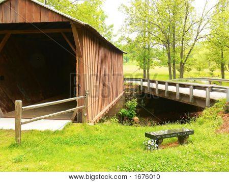 Closed Wooden Bridge  70034