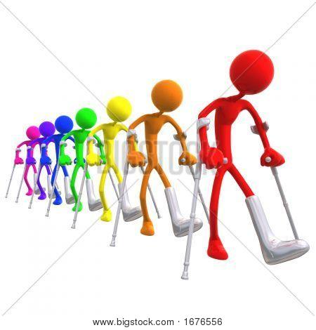 Full Spectrum Crutches