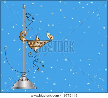 Artistic Diya, Deepak (oil Lamp) Ornamental