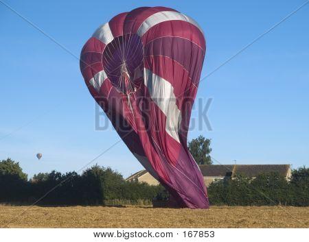 Balloon Landing