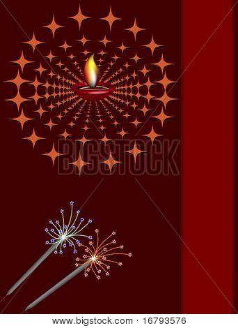 Diwali-funkel-stick