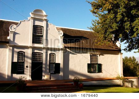 Old South African House