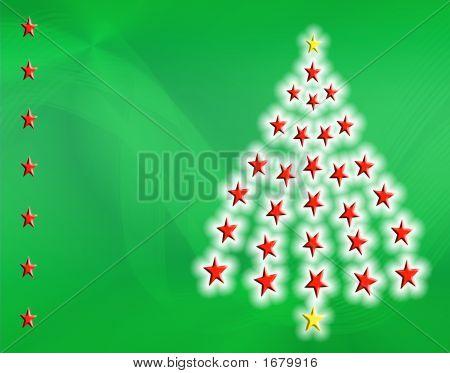 Star Christmas Tree #2