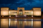 stock photo of legion  - The Legion of Honor San Francisco - JPG