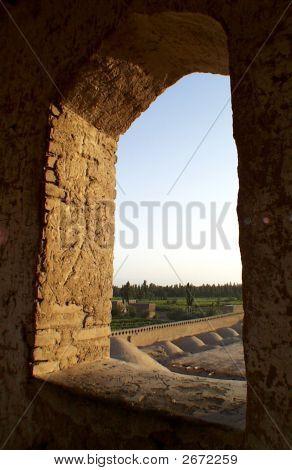 Ruin In Kashgar