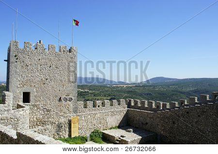 Mourish Sesimbra´s castle