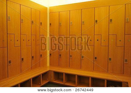 Fitness Gym Lockers