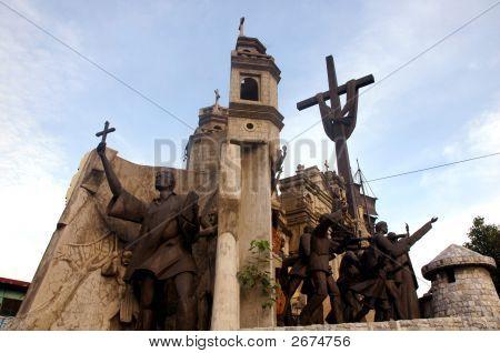 Heritage Of Cebu Monument Philippines