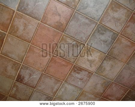 Multi Colored Tile