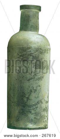 19th Century Glass Bottle