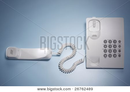 stock image of the phone