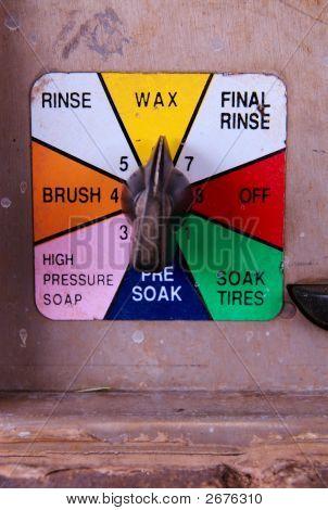 Car Wash Selection