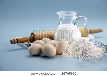 stock image of the baking ingredient