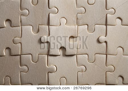 stock image of the jigsaw puzzle