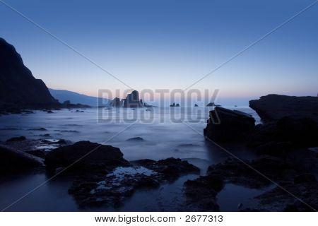 Sea In Gaztelugatxe