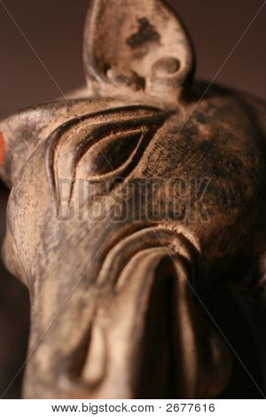 Statue Of Horse