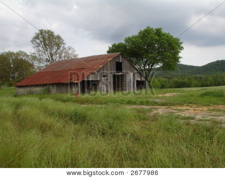 Old Work Barn