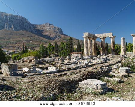 Ancient Corinth, Greece