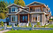 Постер, плакат: Роскошный дом в Ванкувере Канада
