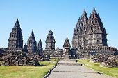 stock photo of garuda  - Hindu temple Prambanan - JPG