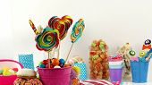Candy Sweet Jelly Lolly poster