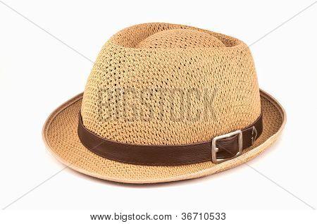 Summer Panama Straw Hat