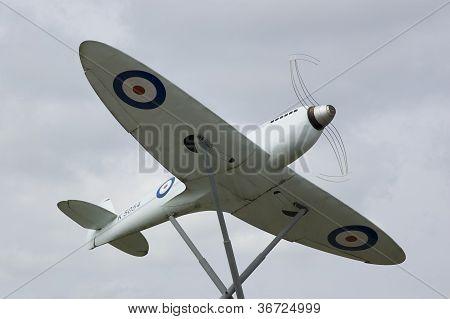 Spitfire Sculpture, Southampton