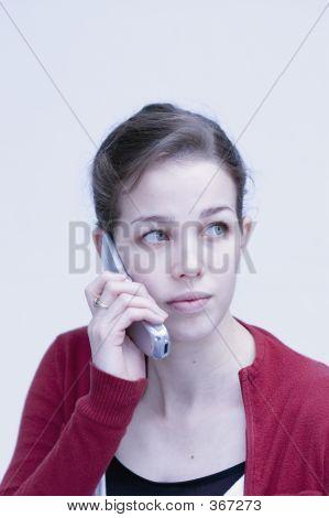 Teen Cellphone