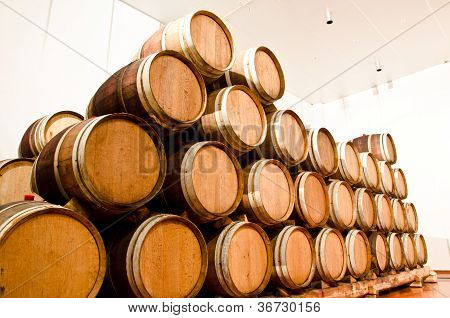 Wine Keg Barrels