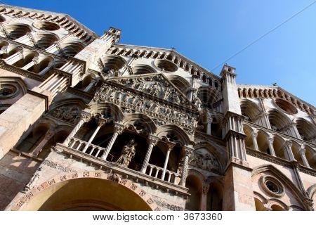 Ferrara Cathedral Italy