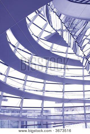 Glass Dome Interior