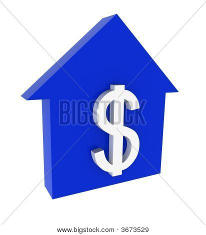House And Dollar