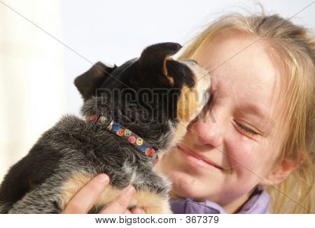 Puppy Kiss