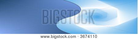 Basic Blue Banner