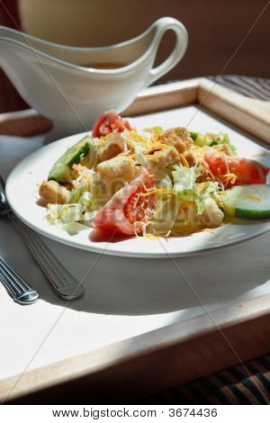 Room Service Salad