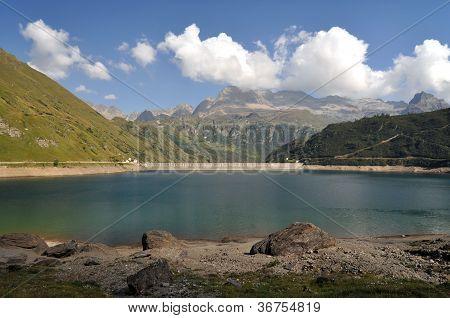 Alpine Hydroelectric Basin