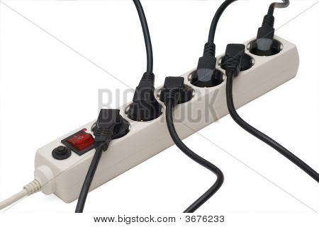 Electric Splitter