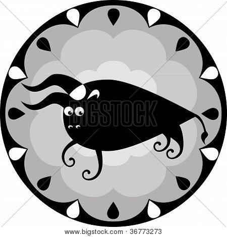 Funny Chinese Horoscope - Ox.